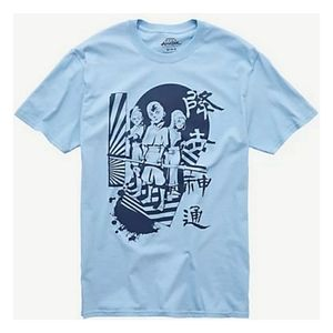 Avatar The Last Airbender Group T Shirt